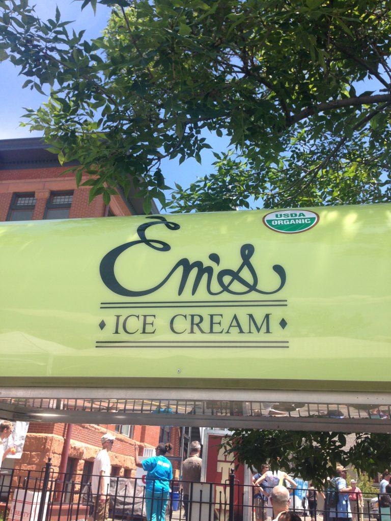 Ems icecream